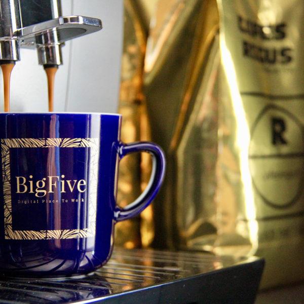 Espace de coworking, café à volonté Bordeaux Chartrons | BigFive, Digital Place To Work