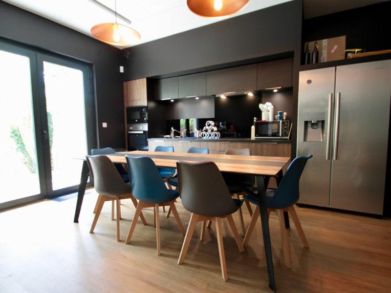 Cuisine moderne, Espace de coworking Bordeaux Chartrons | BigFive, Digital Place To Work