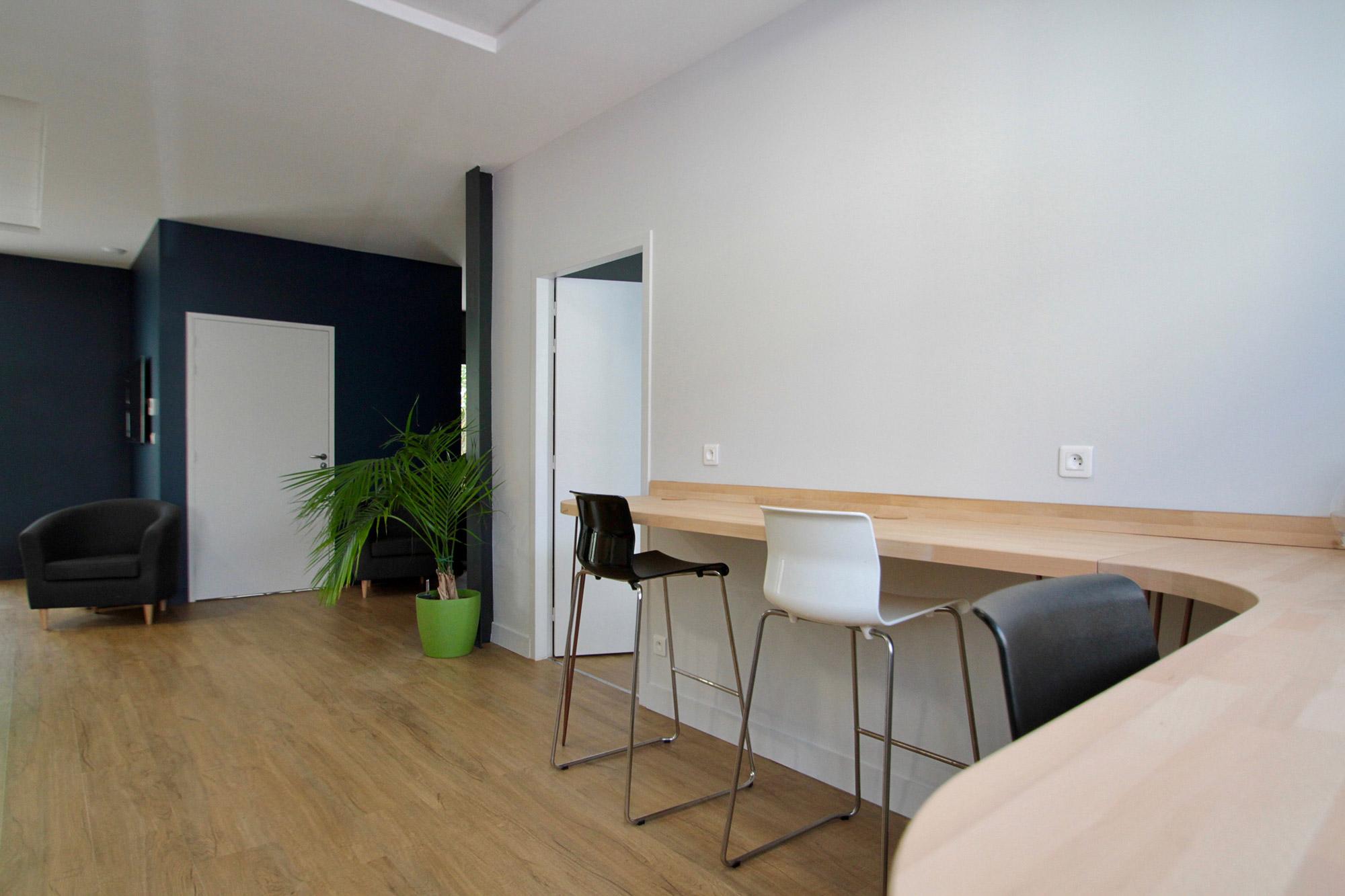 Espace de coworking Bordeaux Chartrons | BigFive, Digital Place To Work