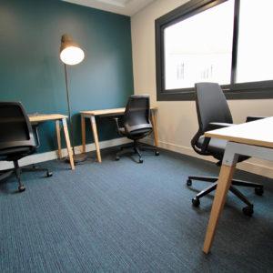 Location de bureau privé en coworking Bordeaux Chartrons | BigFive, Digital Place To Work