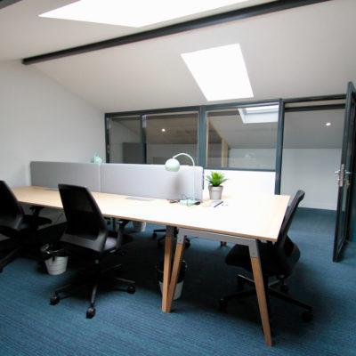 Location de poste de travail en coworking Bordeaux Chartrons | BigFive, Digital Place To Work