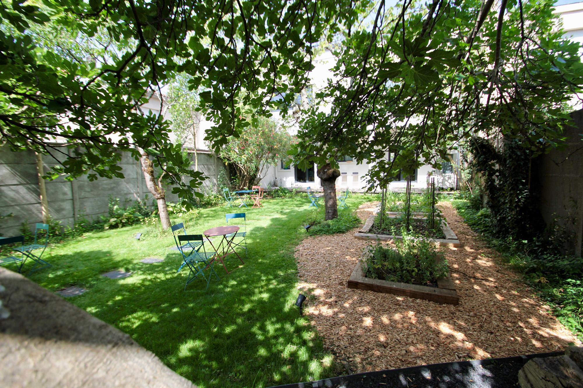 Espace de coworking avec jardin Bordeaux Chartrons   BigFive, Digital Place To Work
