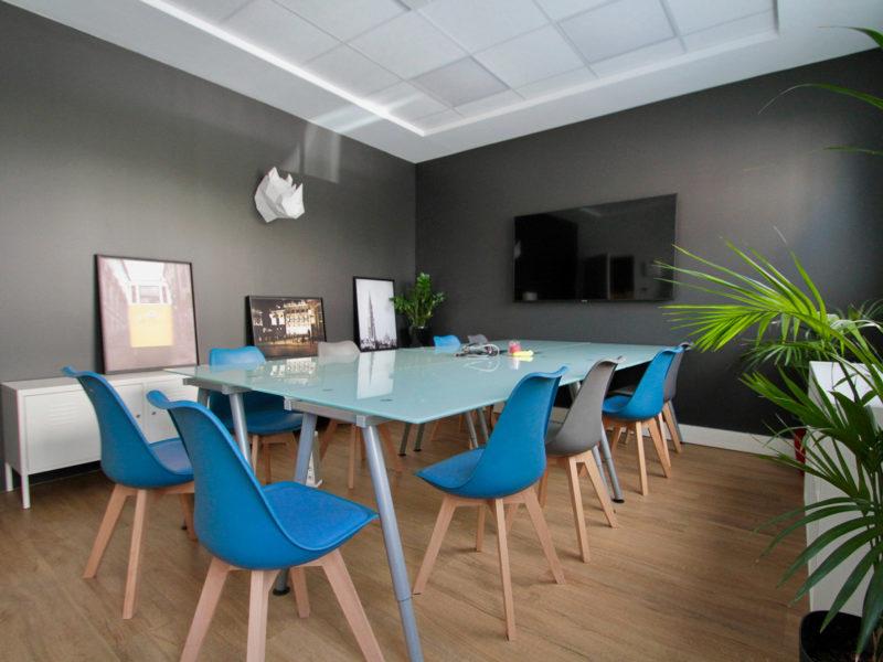 Location de salle de réunion Bordeaux Chartrons | BigFive, Digital Place To Work