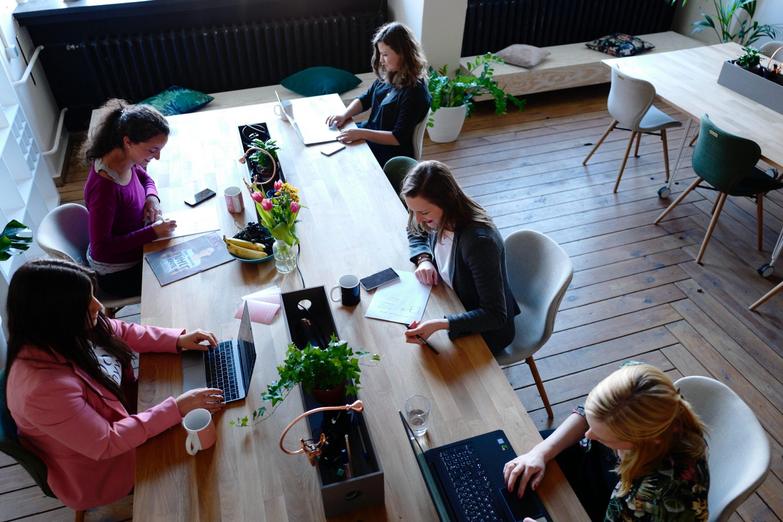 Coworking bigfive bordeaux chartrons